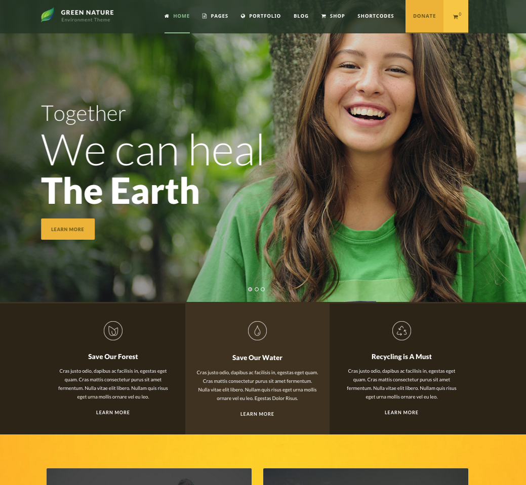 Green Nature – GoodLayers